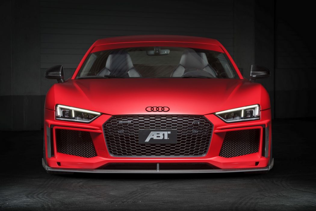 ABT Audi (R8) V10 cars modified wallpaper
