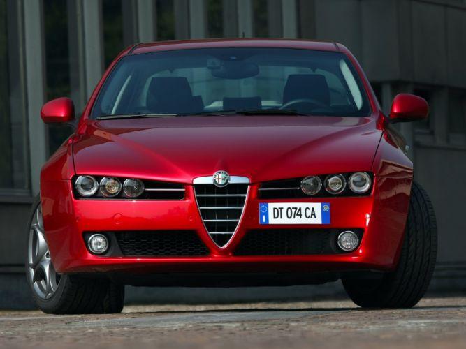 Alfa Romeo 159 wallpaper