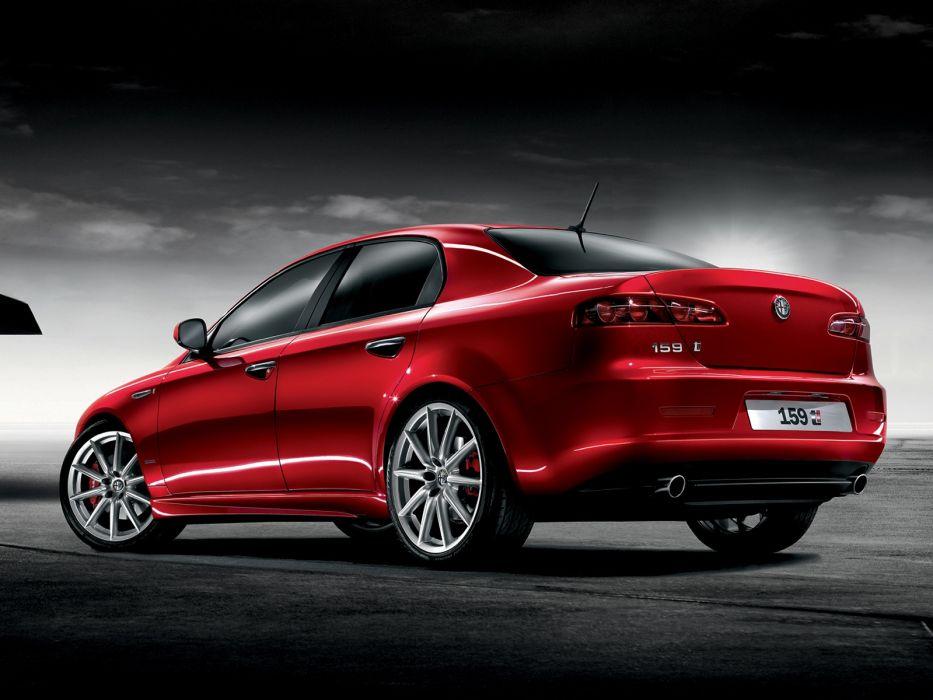 Alfa Romeo 159 TI wallpaper