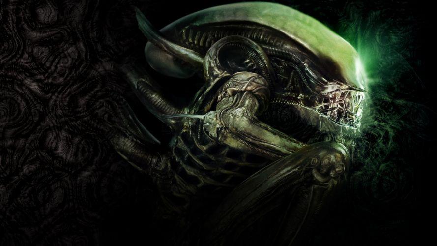 alien 4k-HD wallpaper