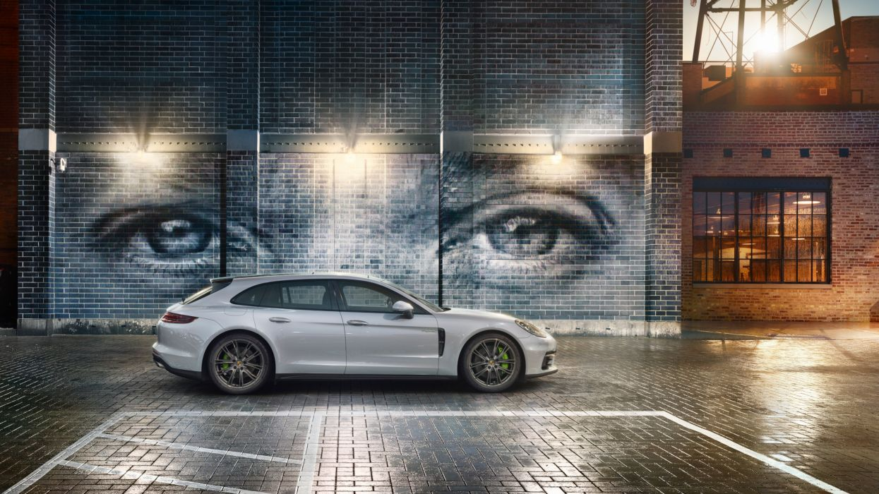 Porsche Panamera 4 E-Hybrid Sport Turismo 971 wallpaper