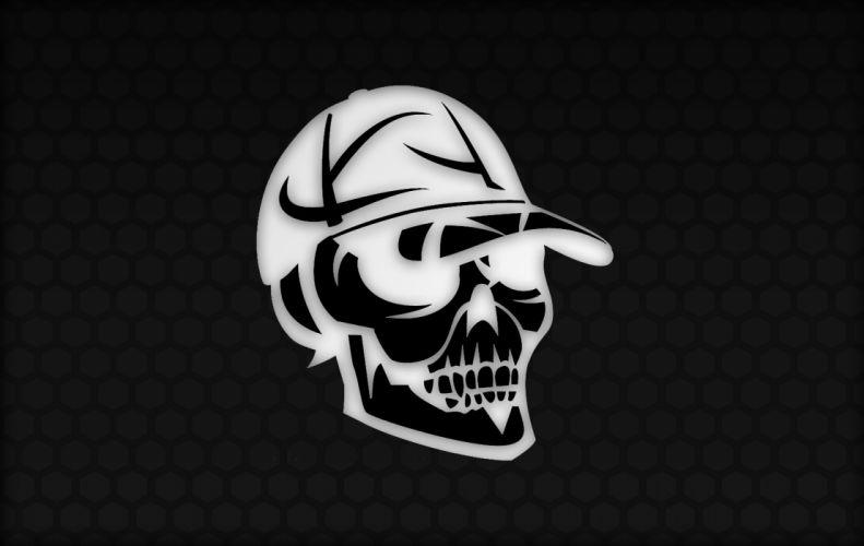 SkullCap wallpaper