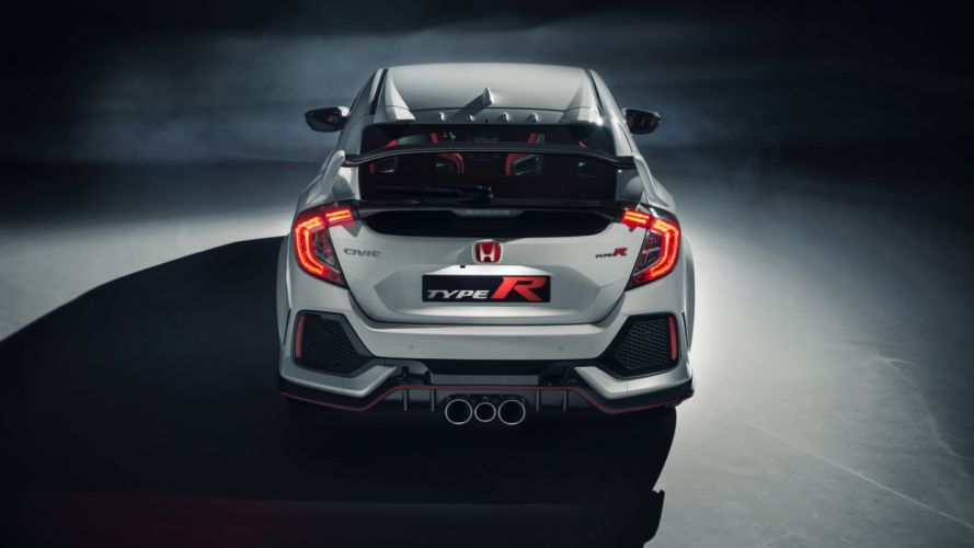 Honda Civic Type R 2017 wallpaper