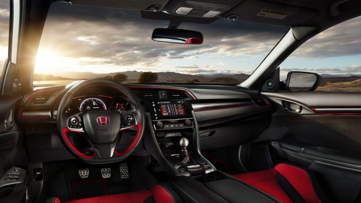 Honda Civic Type R 2017 wallpaper
