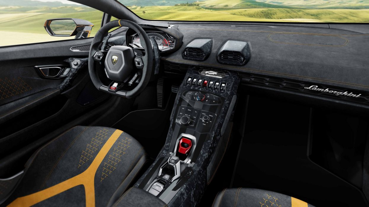 Lamborghini Huracan Performante Wallpaper 2500x1406 1080711