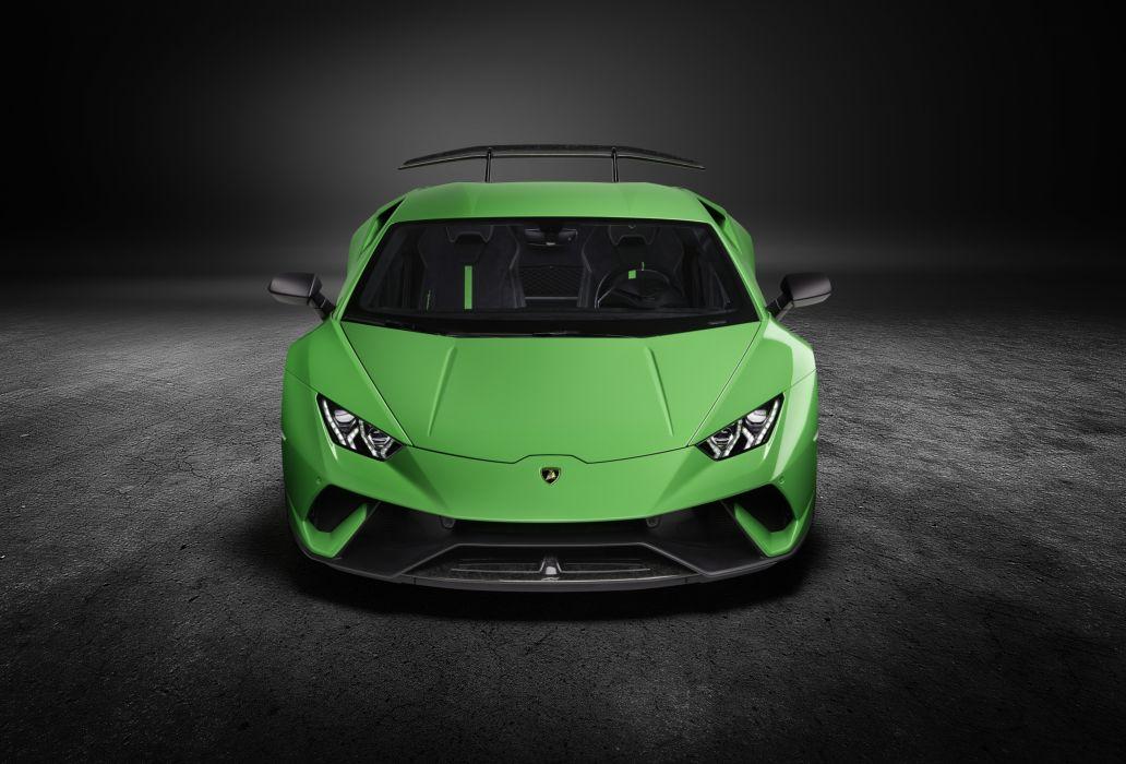 Lamborghini Huracan Performante Wallpaper 4096x2779 1080714