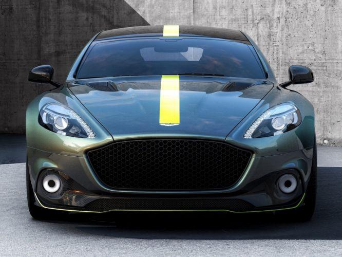 Aston Martin 2017 Rapide AMR cars wallpaper
