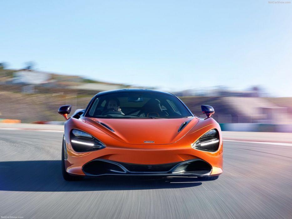 McLaren 2017 720S cars wallpaper