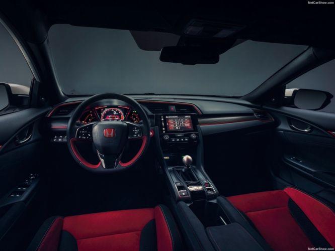 Honda 2017 Civic Type-R cars wallpaper