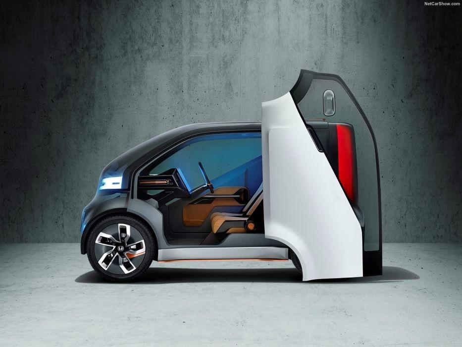 Honda 2017 NeuV Concept cars wallpaper