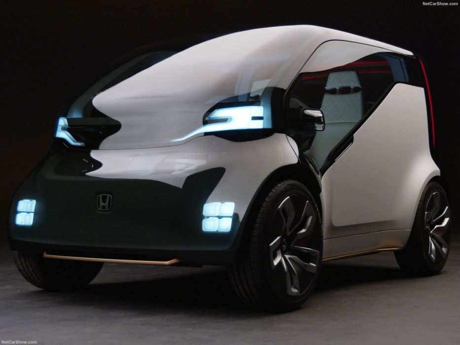 Honda 2017 NeuV Concept cars wallpaper