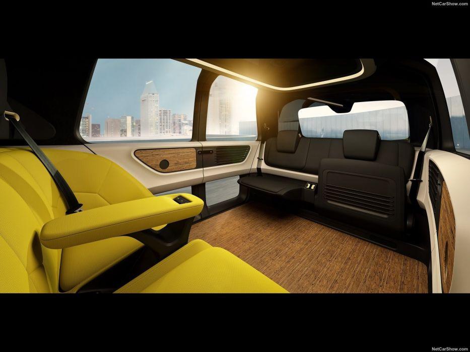 Volkswagen 2017 Sedric Concept cars wallpaper