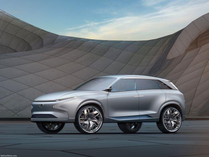 Hyundai 2017 (FE) Fuel Cell Concept cars wallpaper