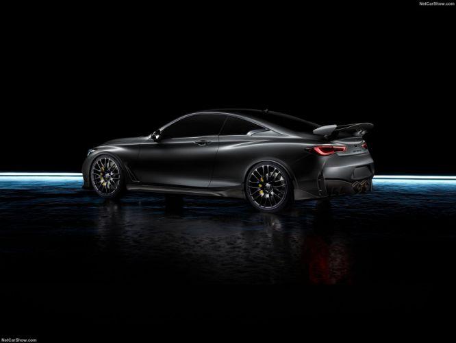 Infiniti 2017 Q60 Project Black-S Concept cars wallpaper
