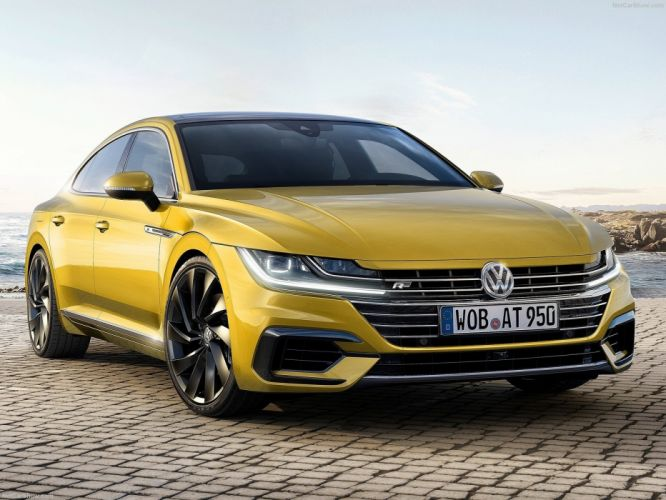 Volkswagen 2018 Arteon cars sedan wallpaper