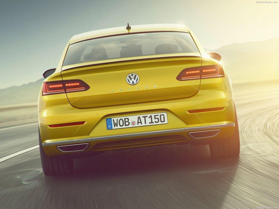 Volkswagen 2018 Arteon cars sedan wallpaper