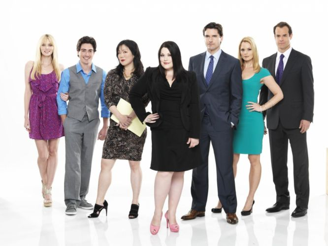 Drop Dead Diva serie tv americana wallpaper