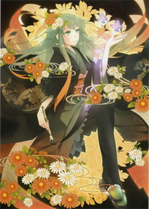 daisy pixiv girls collection original anime beautiful wallpaper
