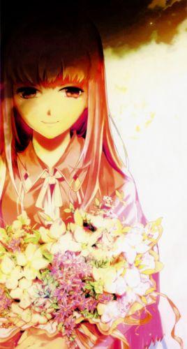 flower pixiv girls collection original anime beautiful wallpaper