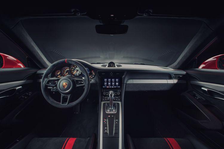 Porsche 911 GT3 991 2 2018 wallpaper