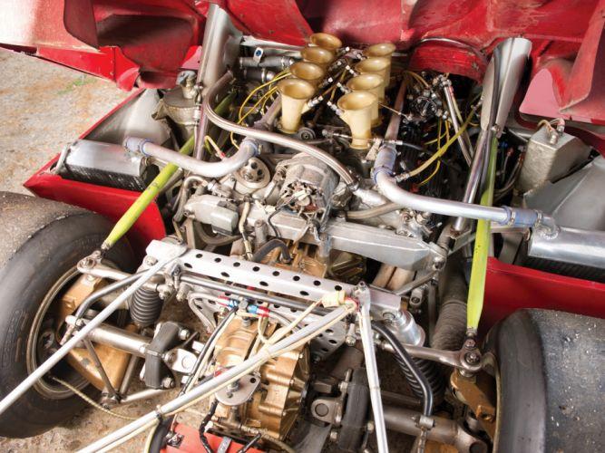 Alfa Romeo Tipo 33-3 TT Classic Race Car wallpaper