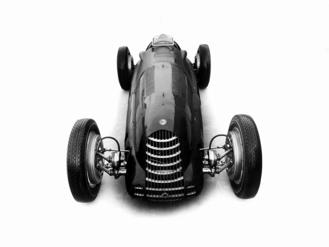 Alfa Romeo Tipo 158 Alfetta Classic Race Car Gran Prix Car wallpaper
