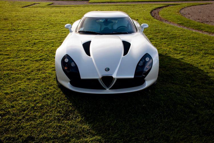 Alfa Romeo TZ3 Stradale wallpaper