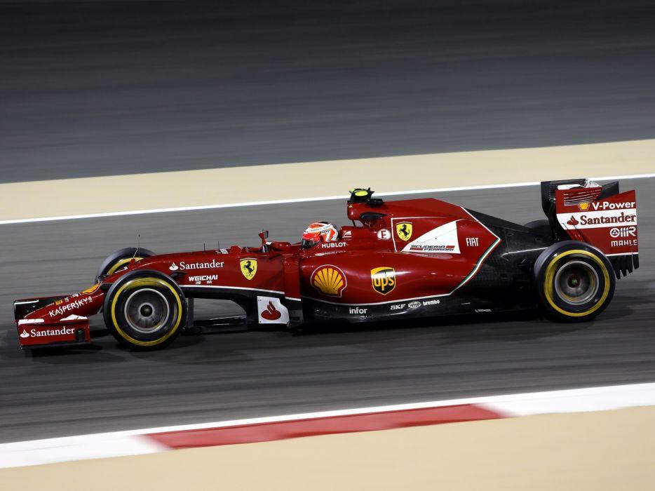Ferrari F14T Formula One 2014 wallpaper