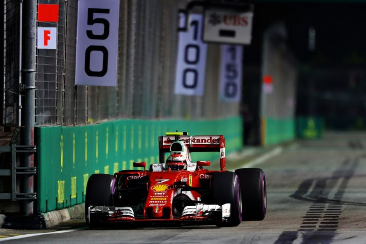 Ferrari SF16H Formula One 2016 wallpaper