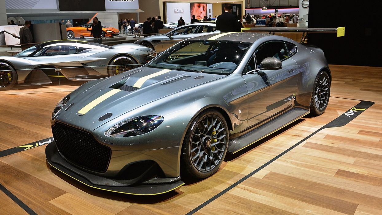 Aston Martin Vantage AMR Pro cars auto geneva show 2017 wallpaper