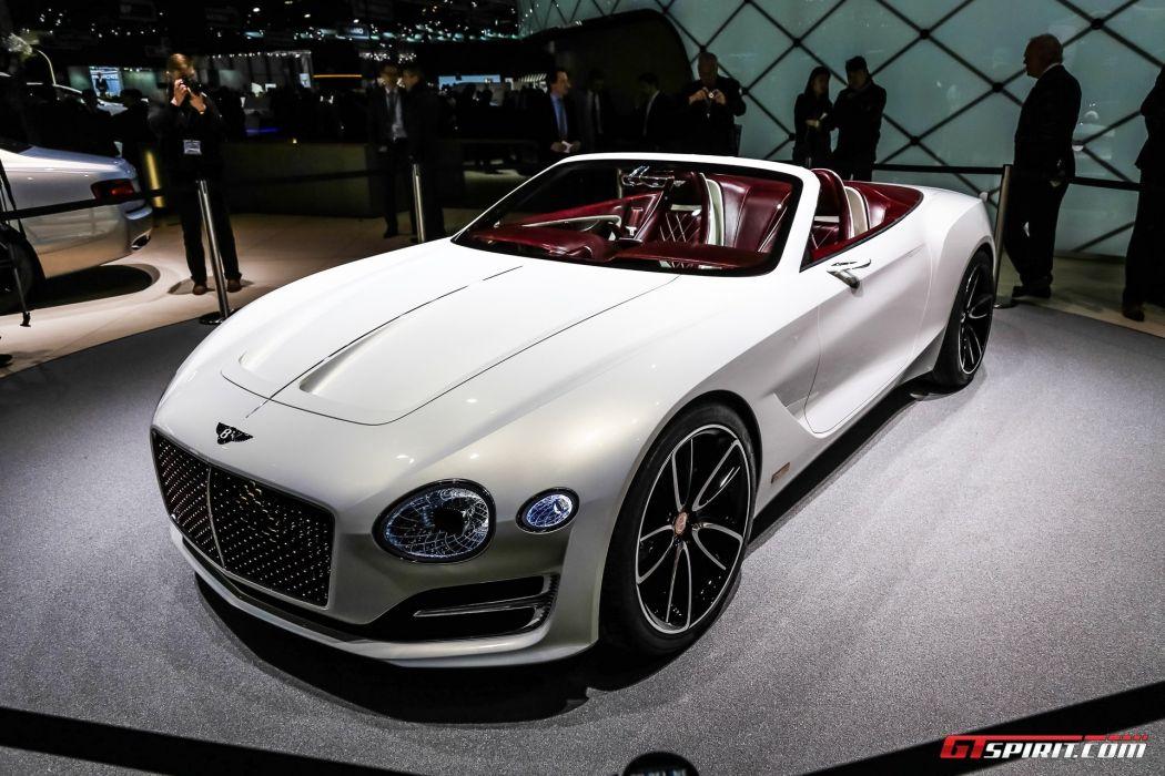Bentley EXP12 Speed (6e) Concept geneva auto cars show 2017 wallpaper
