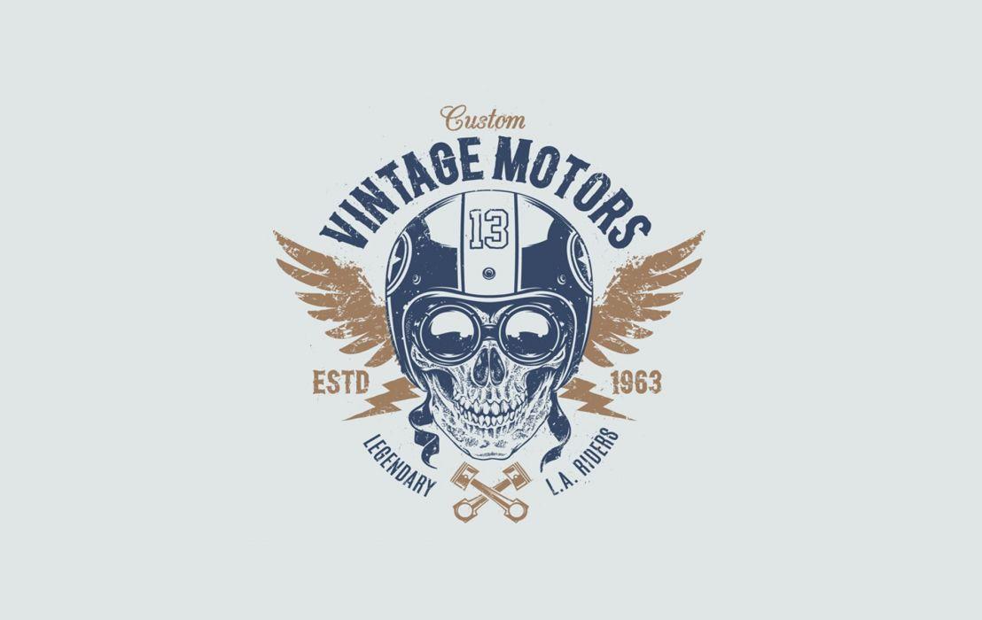 Vintage Motors wallpaper