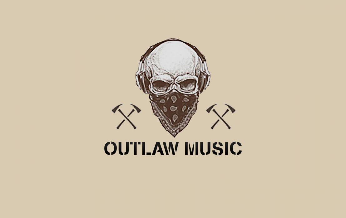 Outlaw Music wallpaper