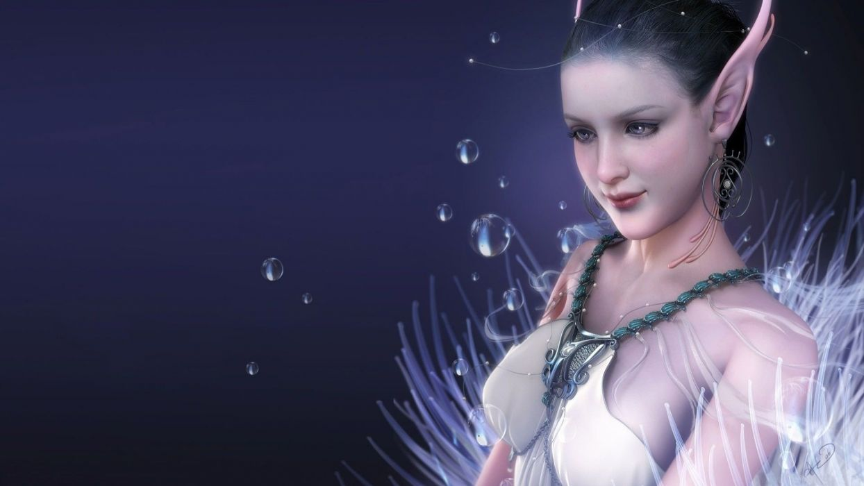ARTS fantasy-girl wallpaper
