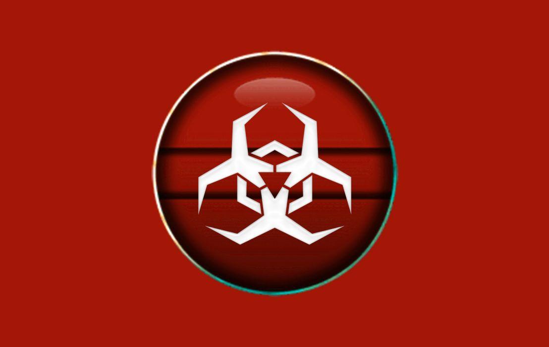 Red Hazard wallpaper