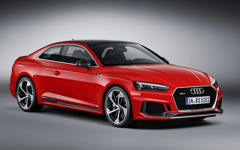 2017 Audi RS5 coupe wallpaper