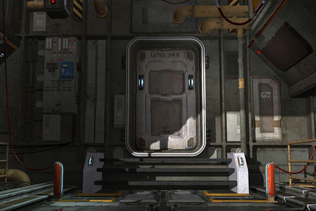 The Door To Tomorrow wallpaper
