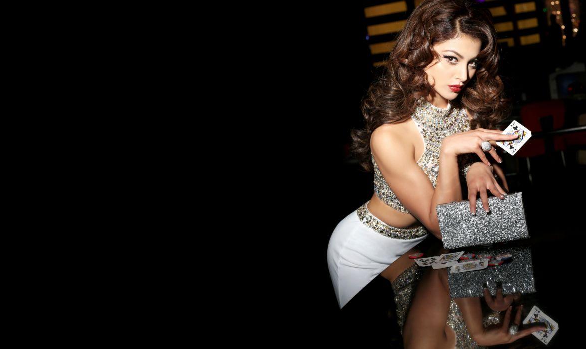 urvashi rautela bollywood actress celebrity model girl beautiful brunette pretty cute beauty sexy hot pose face eyes hair lips smile figure indian wallpaper