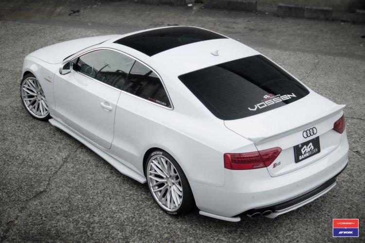 Audi (s5) Vossen wheels cars wallpaper