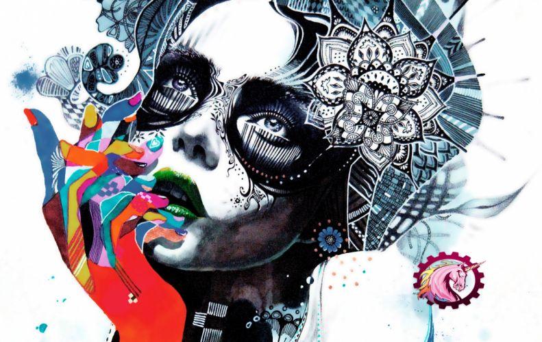 Dream Skull wallpaper