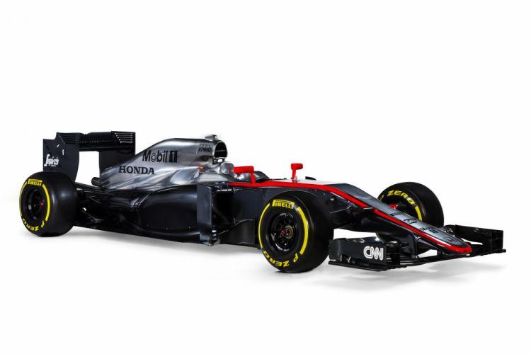 Mclaren-Honda MP4-30 2015 Formula One wallpaper