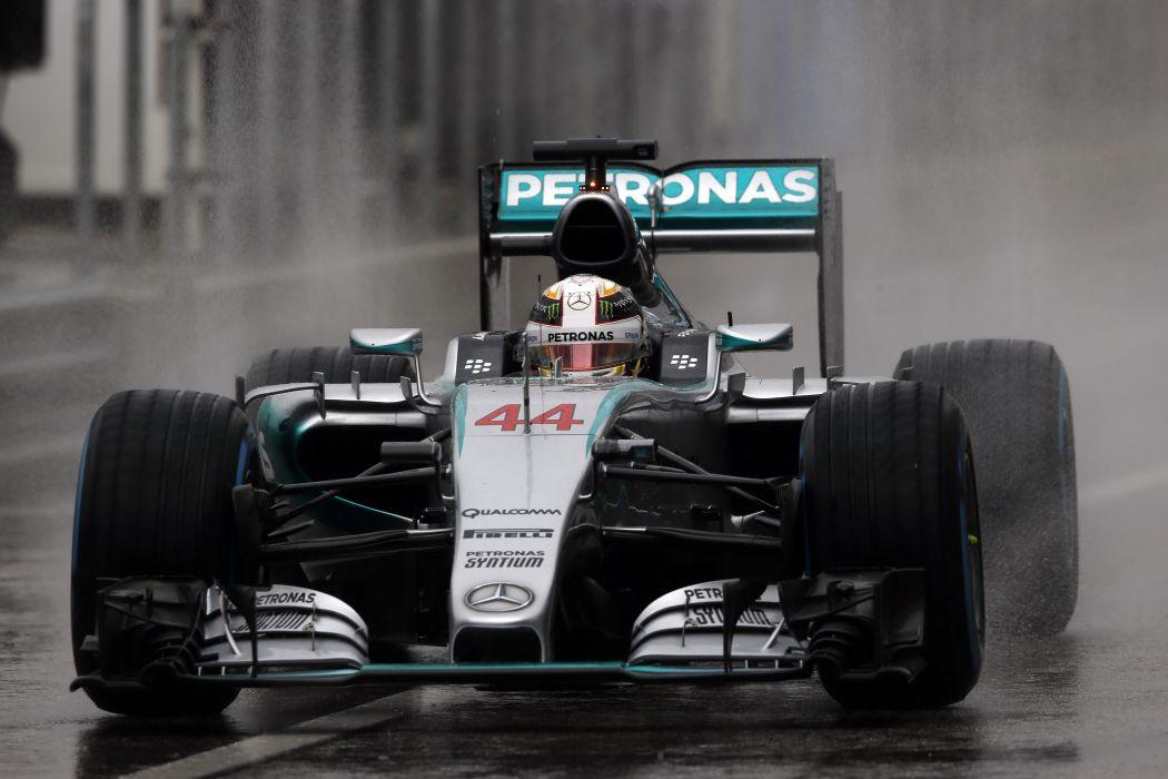 Mercedes AMG Petronas W06 2015 Formula One wallpaper