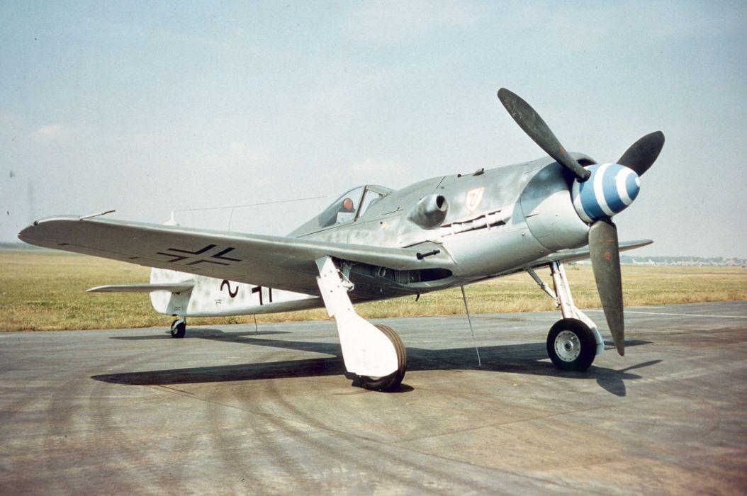 Focke avion segunda guerra mundial wallpaper