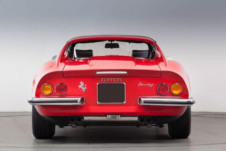 Ferrari Dino 246 GTS cars 1973 wallpaper