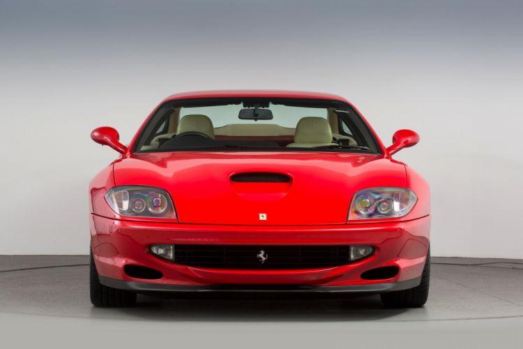 Ferrari 550 Maranello cars 1999 wallpaper