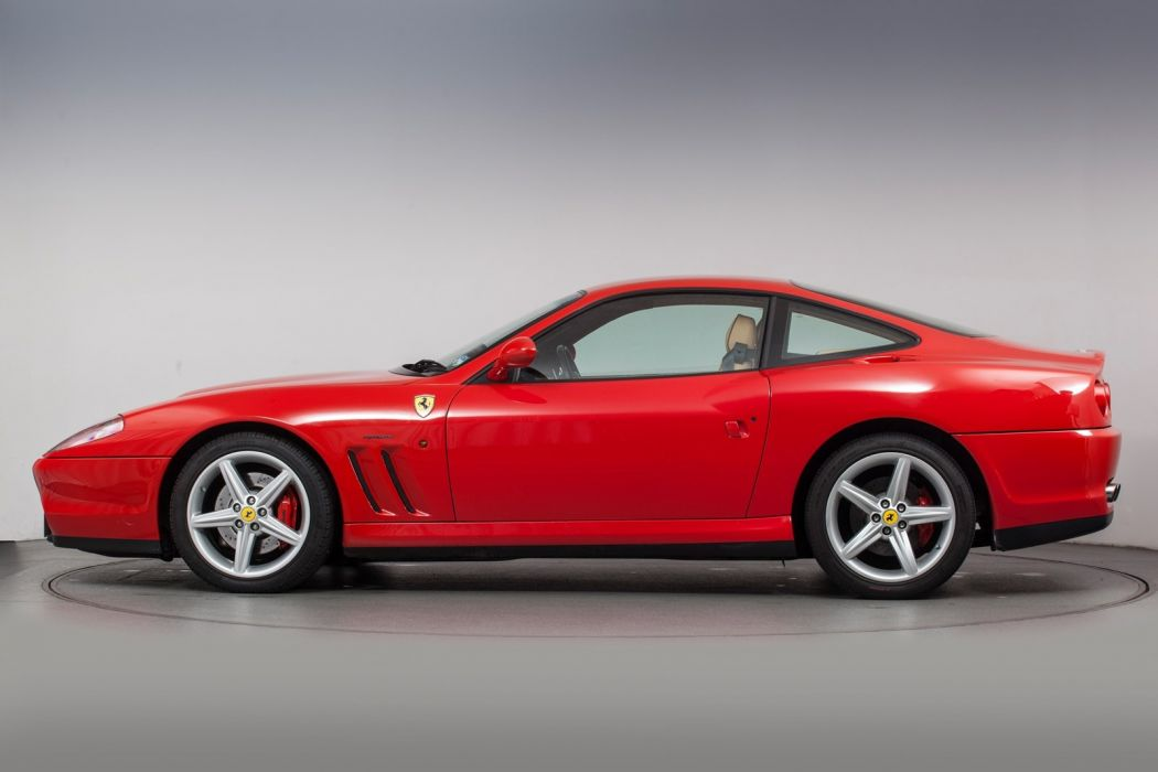Ferrari 575M Maranello cars 2003 wallpaper