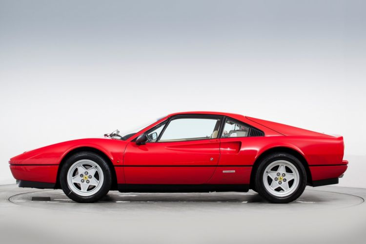 Ferrari 328 GTB cars 1988 wallpaper