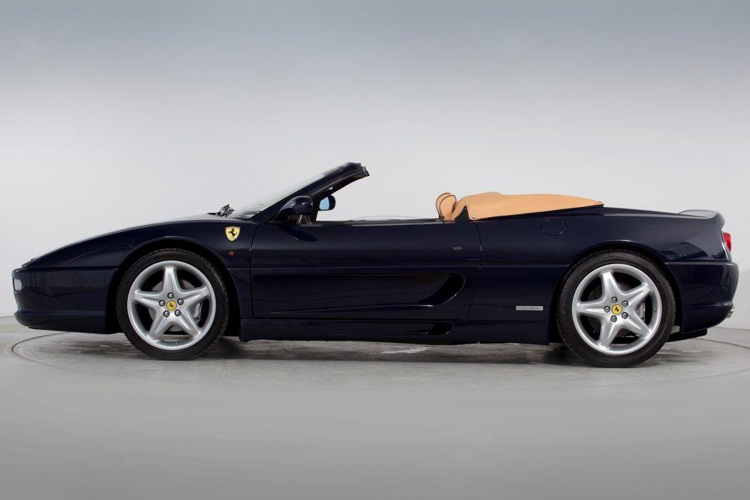 Ferrari 355 (F1) Spider cars 1999 wallpaper