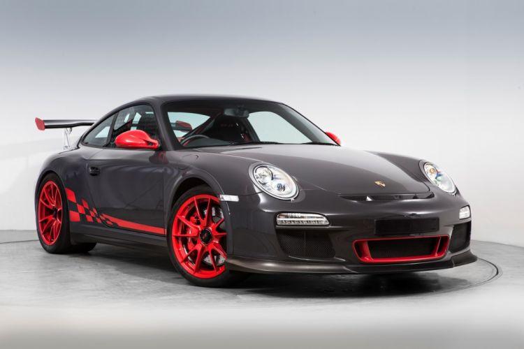 Porsche 911 (997) GT3 (RS) Generation (2) cars 2010 wallpaper