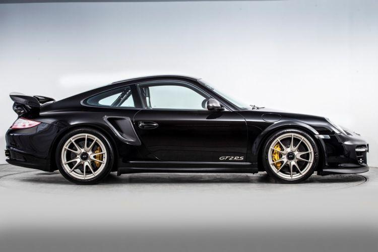 Porsche 911 (997) GT2 (RS) cars 2010 wallpaper